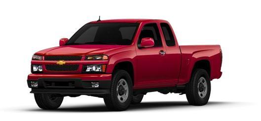 2011 Chevrolet Colorado WT 4x4