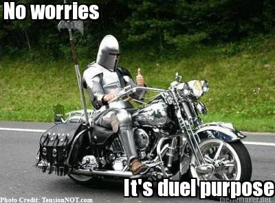 Duel Purpose