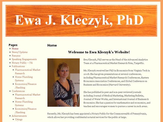 Kleczyk.com